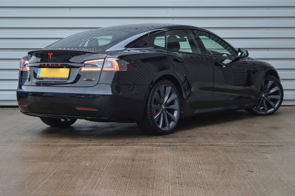 vr warrington tesla model s p100dl 5dr automatic for sale. Black Bedroom Furniture Sets. Home Design Ideas