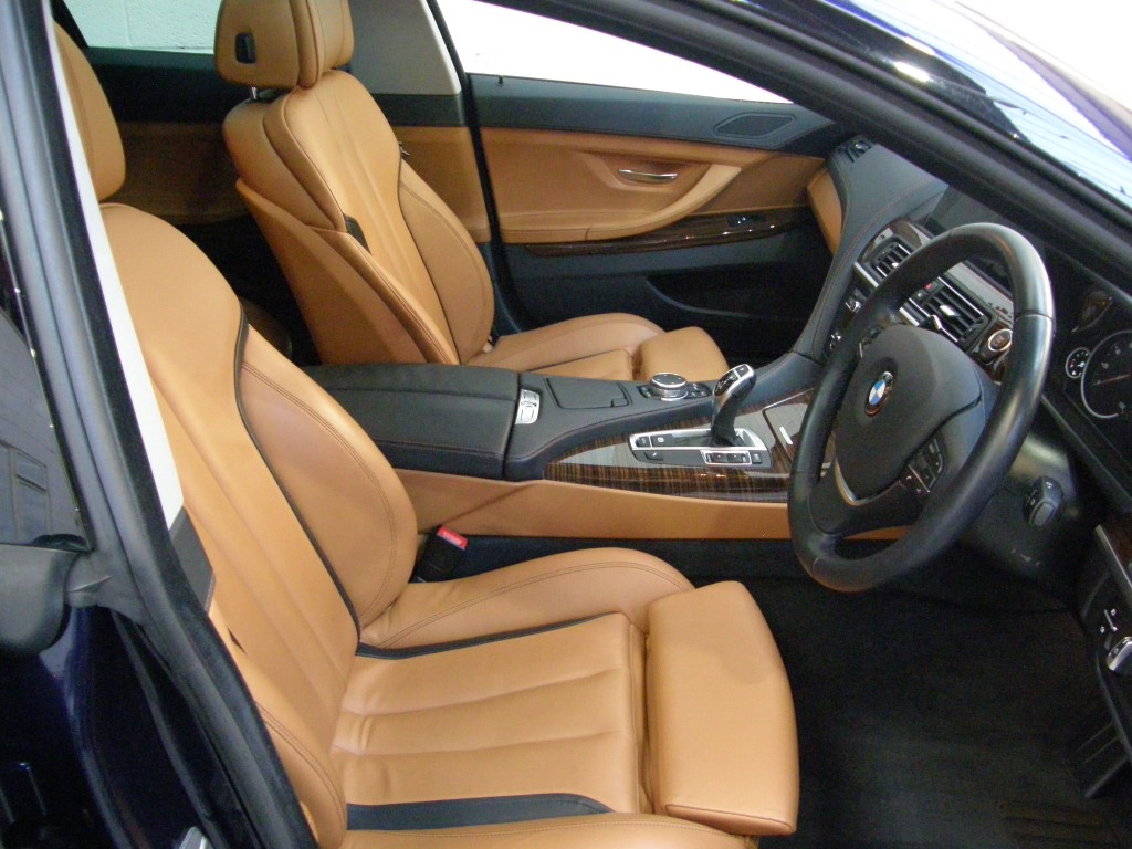 BMW 6 SERIES 3.0 640I SE GRAN COUPE 4DR AUTOMATIC