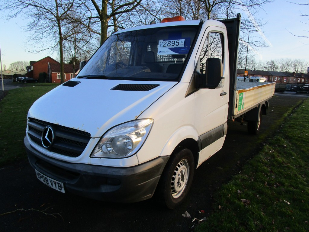 e930cf9b89 MERCEDES-BENZ SPRINTER 2.1 311 CDI LWB DROPSIDE For Sale in Wigan ...