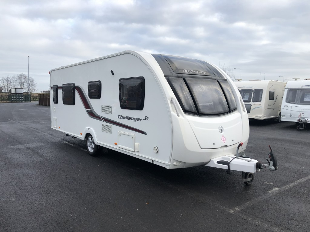 SWIFT CHALLENGER 580 SE