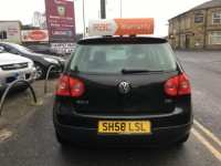 VOLKSWAGEN GOLF 1.9 MATCH TDI 5DR