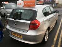 BMW 1 SERIES 2.0 118D ES 5DR