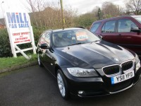 BMW 3 SERIES 2.0 318D SE TOURING 5DR