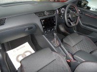 SKODA OCTAVIA 2.0 VRS DSG 4WD TDI ESTATE SEMI AUTO - SAT NAV  2019 PRE REG DELIVERY MILEAGE GREAT SAVING ON LIST