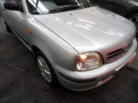 NISSAN MICRA 1.0 CELEBRATION 16V 3DR HATCH LOW MILEAGE 56K FULL MOT LOW MILEAGE IN SILVER 2000 W REG AA COVER