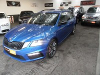 SKODA OCTAVIA 2.0 VRS DSG 4WD TDI ESTATE SEMI AUTO - SAT NAV  2019 GREAT SAVING ON LIST PRICE