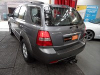 KIA SORENTO 2.5 DIESEL 4WD CRDI XE 5 DOOR 2008 92K KIA SERVICE PACK AIR CONDITIONING ALLOY WHEELS 2 KEYS AA APP
