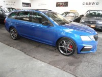 SKODA OCTAVIA 2.0 VRS DSG 4WD TDI ESTATE SEMI AUTO - SAT NAV  2019 PRE REG DELIVERY MILEAGE GREAT SAVING ON LIST