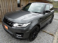 LAND ROVER RANGE ROVER SPORT 3.0 SDV6 HSE DYNAMIC AUTO - STEALTH PACK PAN ROOF 21