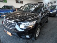 HYUNDAI SANTA FE 2.2 STYLE CRDI 5DR AUTO 4WD 7 SEATS DIESEL A/C ALLOYS CRUISE CONTROL AA APPROVED DEALER CHEAP TAX