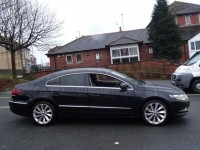 VOLKSWAGEN CC 2.0 GT TDI BLUEMOTION TECHNOLOGY 4DR