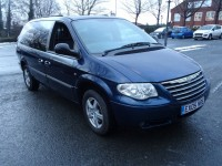 CHRYSLER GRAND VOYAGER 2.8 CRD EXECUTIVE XS 5DR AUTOMATIC