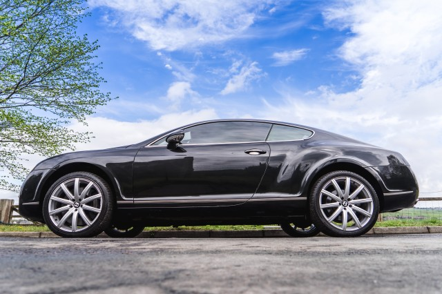 Used BENTLEY CONTINENTAL 6.0 GT 2DR AUTOMATIC in Lancashire
