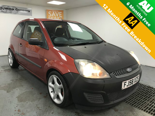 Used FORD FIESTA 1.4 STYLE TDCI 3DR in West Yorkshire