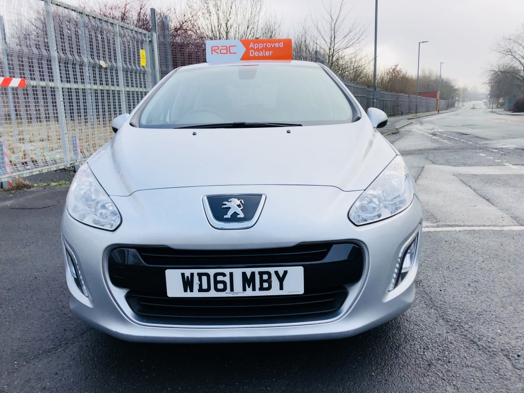 PEUGEOT 308 1.6 E-HDI ACTIVE 5DR