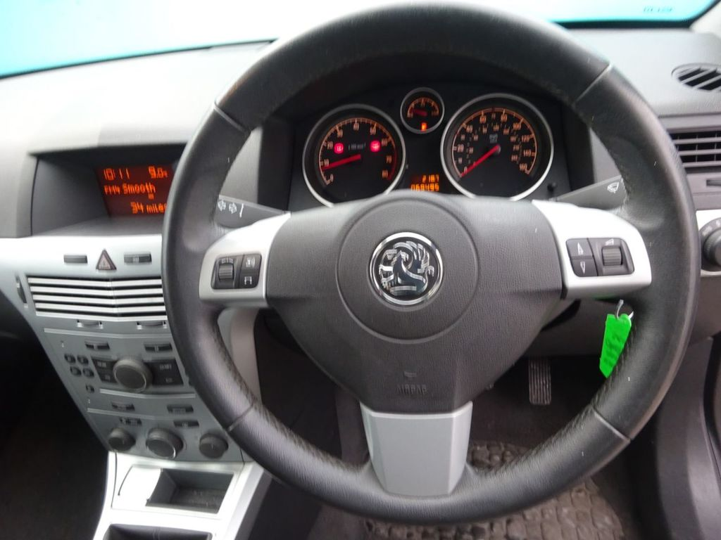 VAUXHALL ASTRA 1.4 ACTIVE 16V TWINPORT 5DR