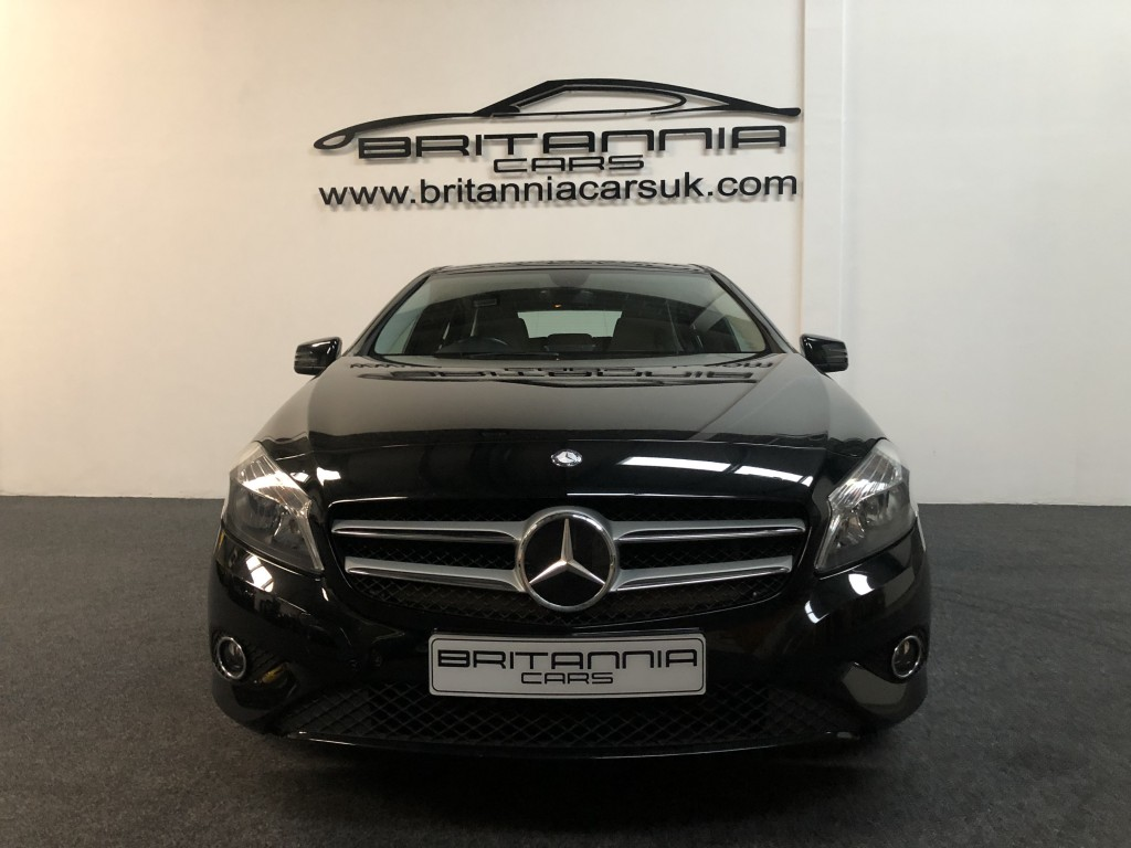 MERCEDES-BENZ A-CLASS 1.8 A180 CDI BLUEEFFICIENCY SPORT 5DR SEMI AUTOMATIC