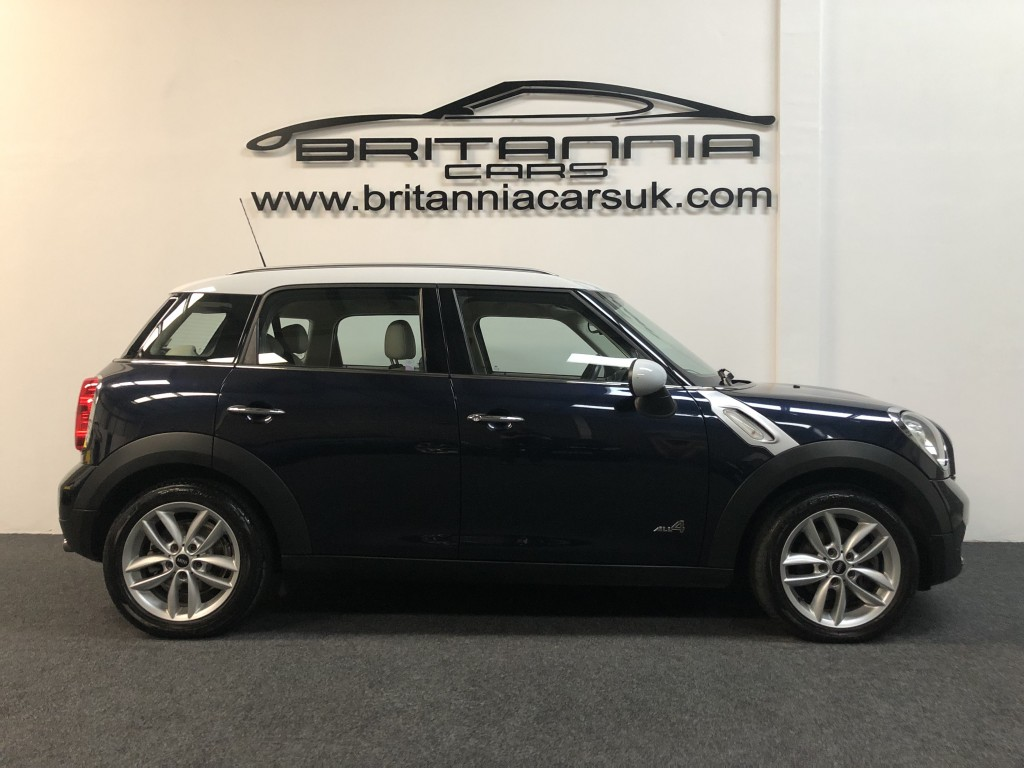 MINI COUNTRYMAN 2.0 COOPER D ALL4 5DR AUTOMATIC
