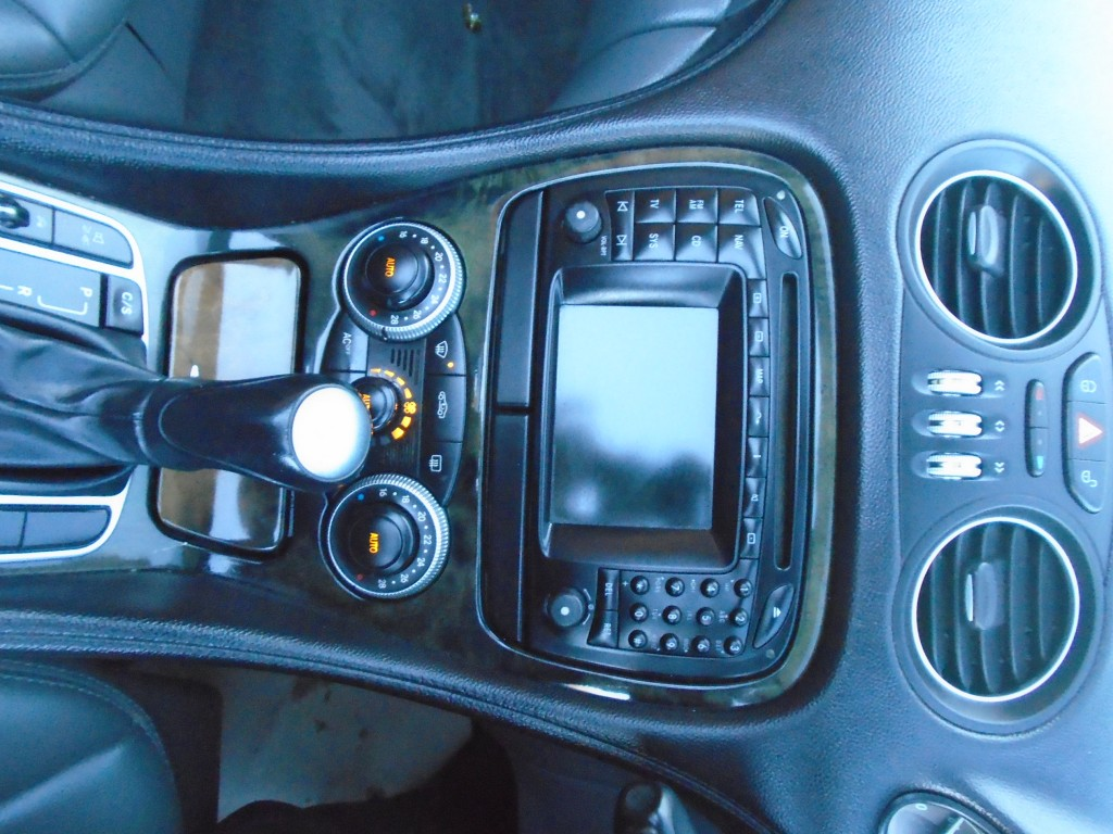 MERCEDES-BENZ SL 3.7 SL350 2DR AUTOMATIC