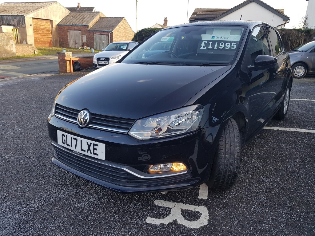VOLKSWAGEN POLO 1.2 MATCH EDITION TSI DSG 5DR SEMI AUTOMATIC