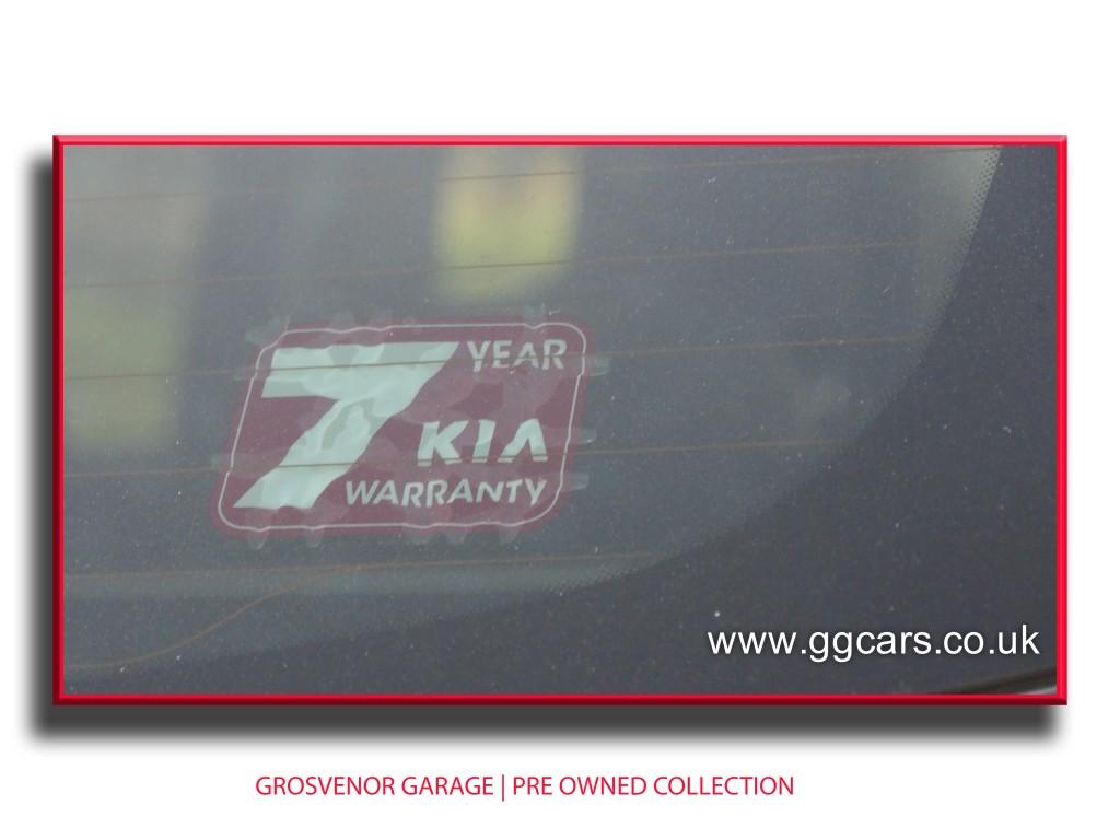 KIA SPORTAGE 1.7 CRDI 3 ISG 5DR