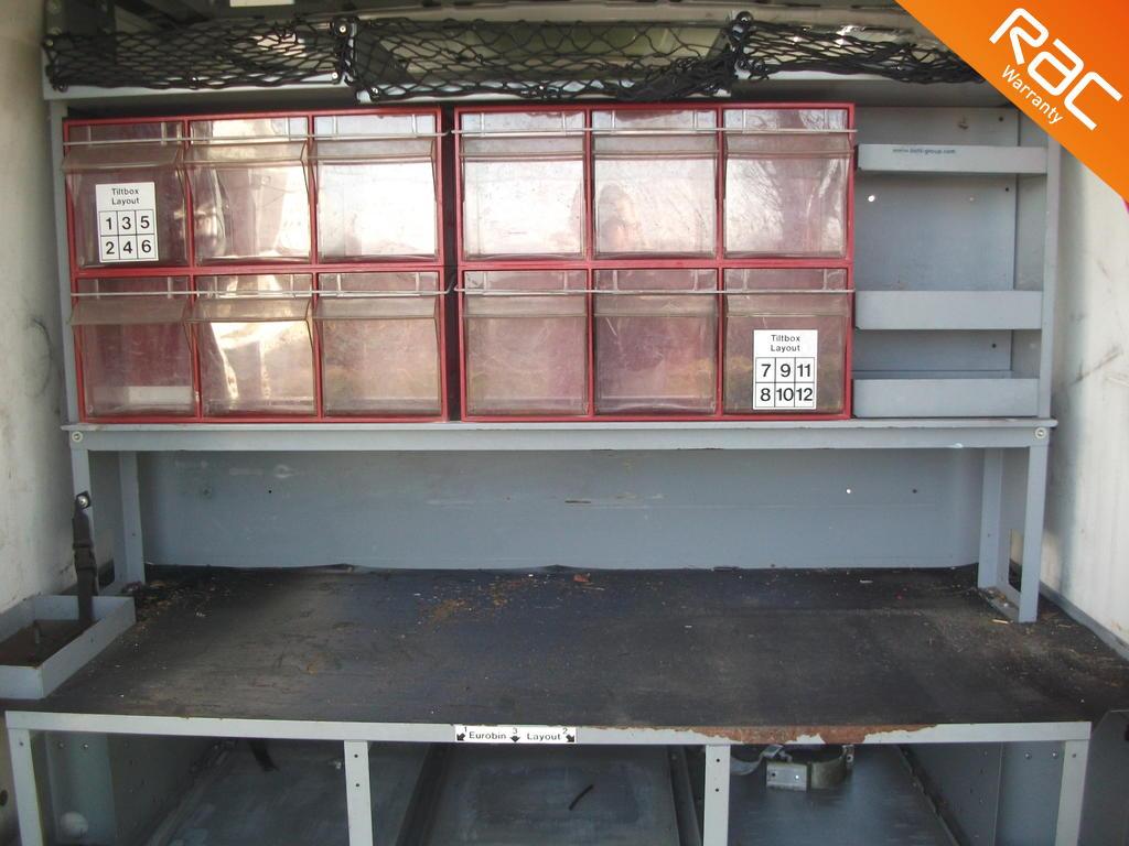 FORD TRANSIT DIESEL PANEL VAN 2.2 300 LR