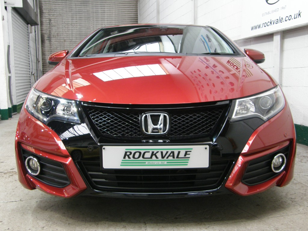 HONDA CIVIC 1.8 I-VTEC SE PLUS 5DR AUTOMATIC