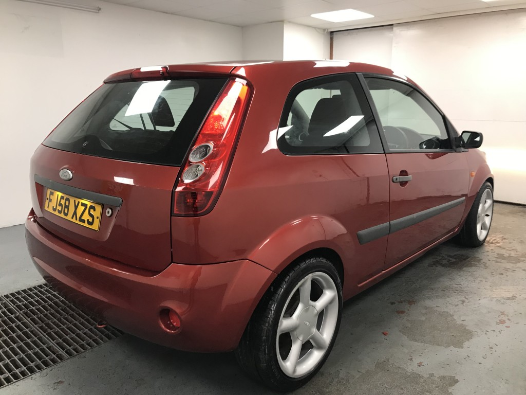 FORD FIESTA 1.4 STYLE TDCI 3DR