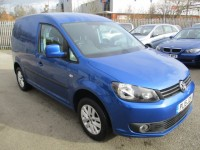VOLKSWAGEN CADDY 1.6 C20 TDI HIGHLINE