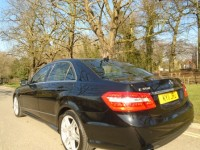 MERCEDES-BENZ E-CLASS 3.0 E350 CDI BLUEEFFICIENCY SPORT 4DR AUTOMATIC