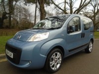 FIAT QUBO 1.2 MULTIJET MYLIFE 5DR