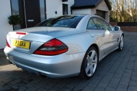 MERCEDES-BENZ SL 3.5 SL350 2DR AUTOMATIC