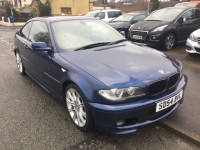 BMW 3 SERIES 3.0 330CI SPORT 2DR AUTOMATIC