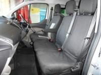FORD TRANSIT CUSTOM 2.0 290 L1 LIMITED LR DCB CREW CAB VAN LIMITED DIESEL 130ps 6 SEATS METALLIC SILVER 28K NO VAT