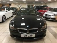 BMW 6 SERIES 3.0 635D SPORT 2DR AUTOMATIC