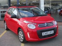 CITROEN C1 1.0 AIRSCAPE FEEL 5DR