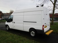 FORD TRANSIT 2.4 350 LWB HIGH ROOF - ONE OWNER - FSH