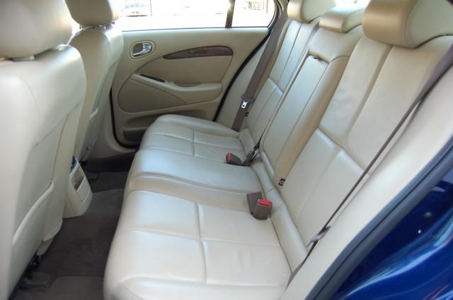 JAGUAR S-TYPE 2.5 V6 SE 4DR AUTOMATIC