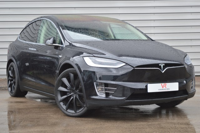 2017 (67) TESLA MODEL X 100D 5DR AUTOMATIC | <em>16,060 miles