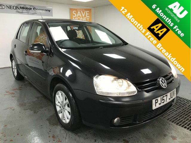 Used VOLKSWAGEN GOLF 1.6 MATCH FSI 5DR in West Yorkshire