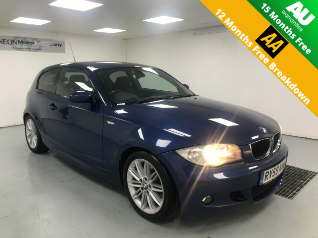 Used BMW 1 SERIES 2.0 118I M SPORT 3DR in West Yorkshire