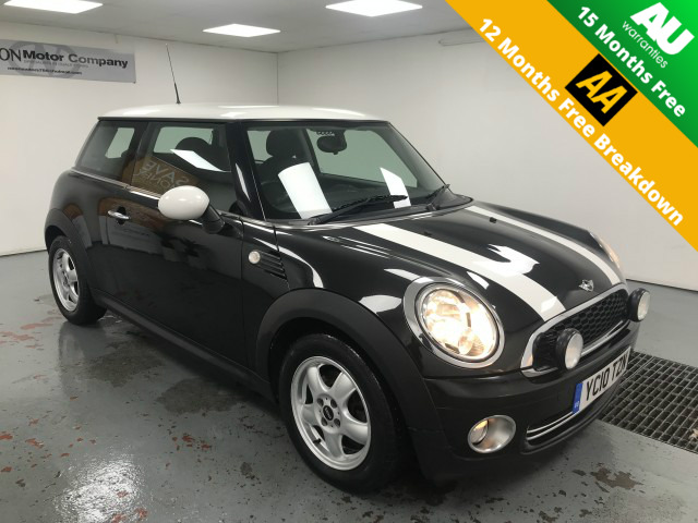 Used MINI HATCH 1.6 COOPER 3DR AUTOMATIC in West Yorkshire