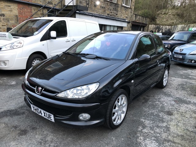 Used PEUGEOT 206 2.0 GTI 3DR in West Yorkshire