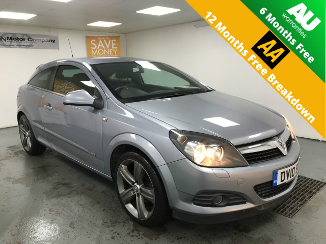 Used VAUXHALL ASTRA 1.8 SRI 3DR in West Yorkshire