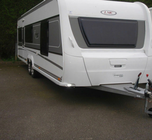 LMC 695 For Sale in Abersoch - A P Caravans