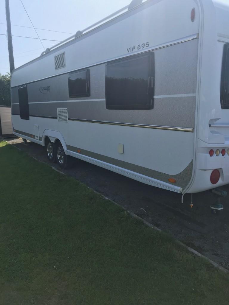 LMC 695 For Sale in Abersoch - A P Caravans