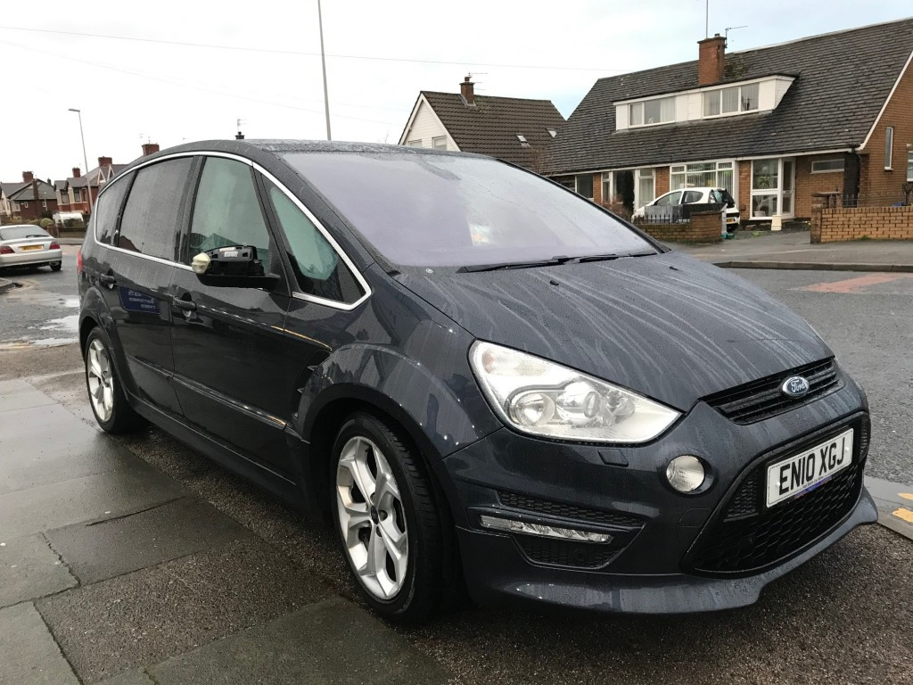 FORD S-MAX 2.0 TITANIUM X SPORT 5DR  AUTOMATIC