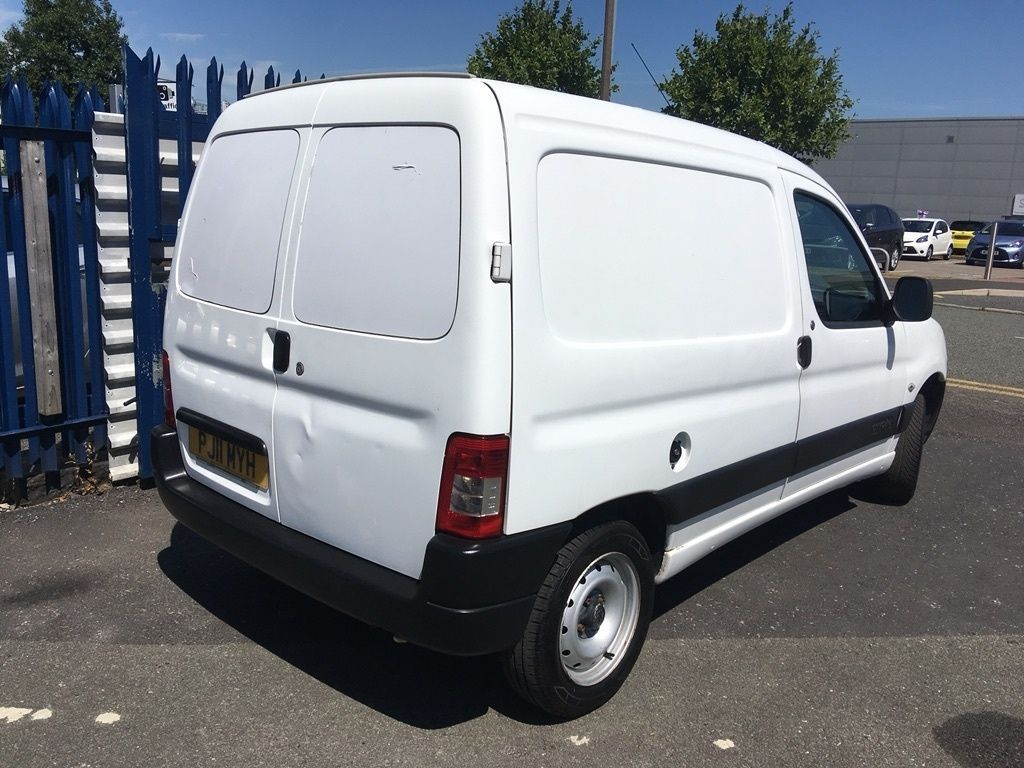 CITROEN BERLINGO VAN 1.6 750 FIRST HDI