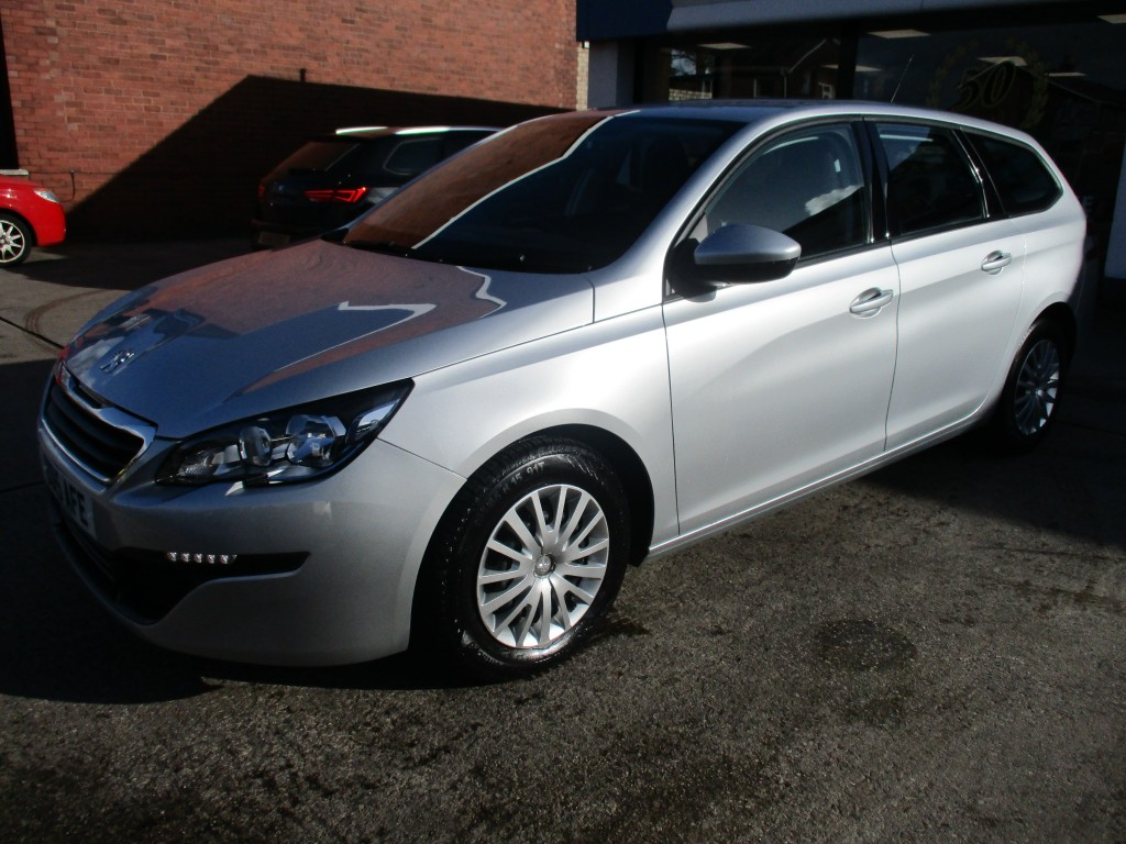PEUGEOT 308 1.6 HDI SW ACCESS 5DR