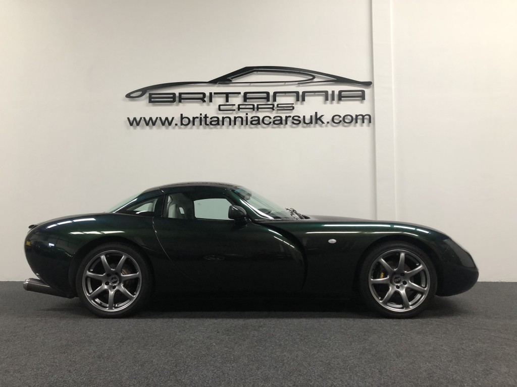 TVR TUSCAN 4.3 2DR